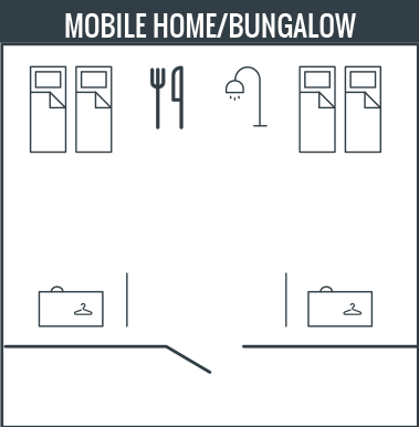 Mobile Home/Bungalow
