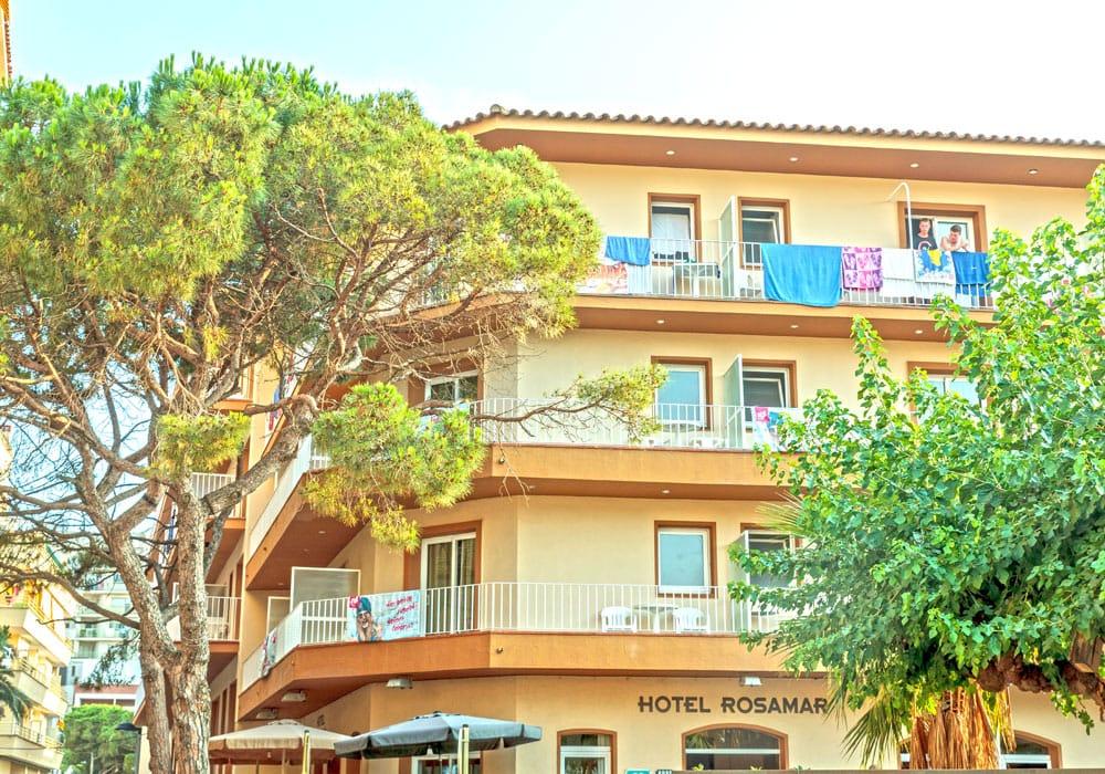 Hotel Rosamar Playa De Aro