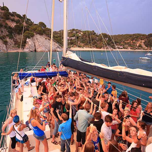 Lloret de Mar - Partyurlaub mit ruf Jugendreisen!